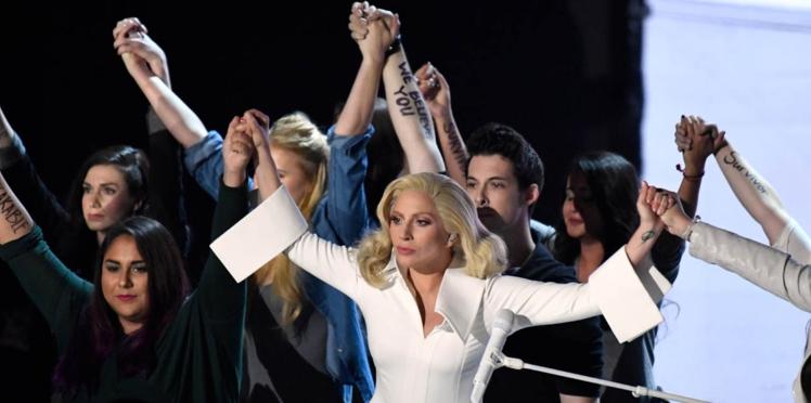 Vidéo : Lady Gaga fait pleurer toutes les stars aux Oscars