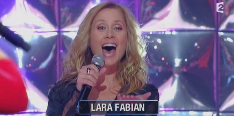 Lara Fabian : sa surprise pour des fans chez Nagui