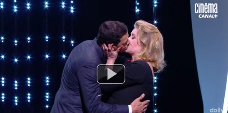 Blagues cyniques et baiser fougueux à Cannes : ce qu'il FAUT avoir vu