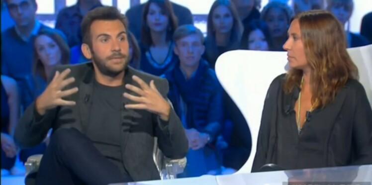 Laurent Ournac plaisante sur sa perte de poids dans Salut les terriens