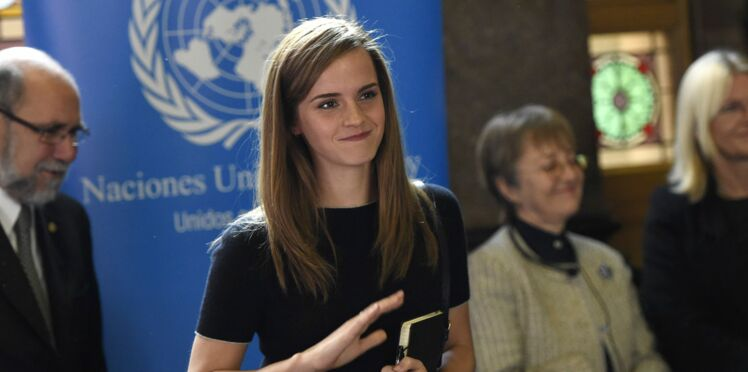 Le 8 mars, engagez-vous avec Emma Watson !