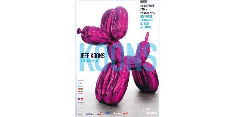Jeff Koons: l'expo hot à voir pour vous faire bien voir!