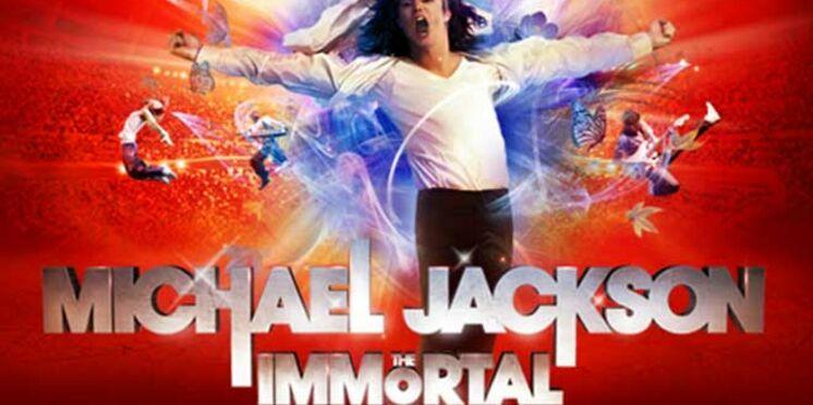 """Le Cirque du Soleil rend hommage à Michael Jackson, """"l'Immortel"""""""