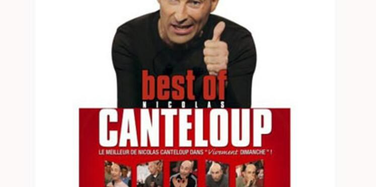Le meilleur de Canteloup en DVD