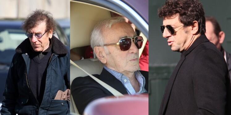 Photos : le monde du spectacle réuni pour un dernier adieu à Guy Béart