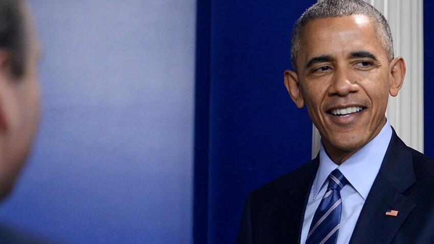 Photo – Le nouveau style décontracté de Barack Obama