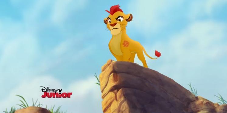 """""""Le Roi Lion"""", de retour en série télévisée"""