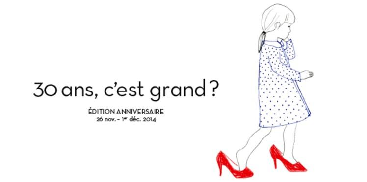 Le salon du livre jeunesse de Montreuil fête ses 30 ans !