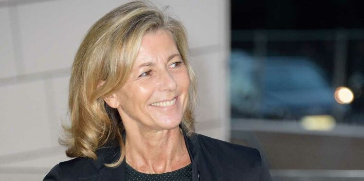 """Claire Chazal : son fils, son célibat """"par choix"""", elle raconte tout"""