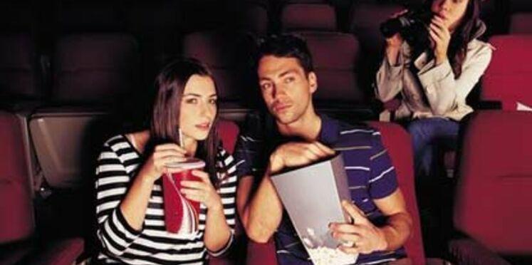 Les français vont moins au cinéma