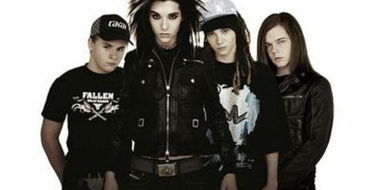 Les Tokio Hotel aiment la France