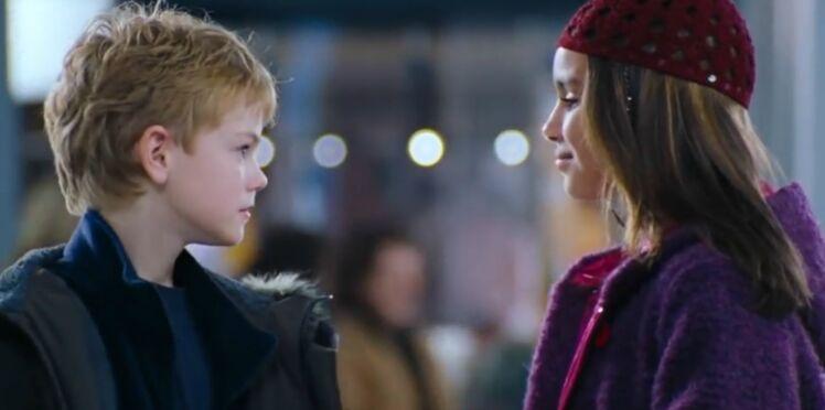 VIDÉO - Love Actually : Joanna amoureuse de Sam pendant le tournage
