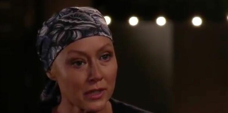 Luke Perry et la bande de Beverly Hills adressent un message de soutien à Shannen Doherty