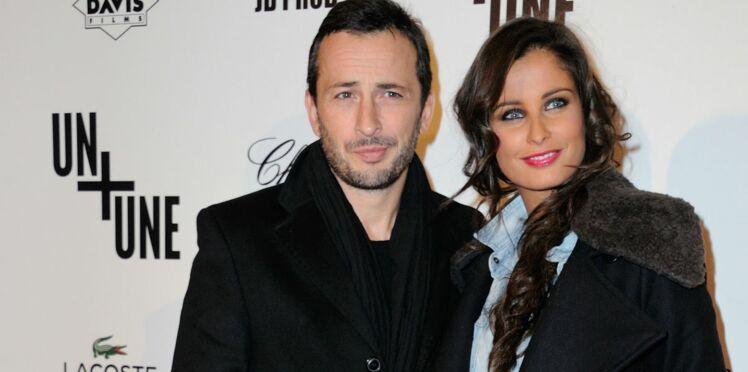 Épanouie, Malika Ménard s'affiche avec l'ex-mari d'Emmanuelle Béart