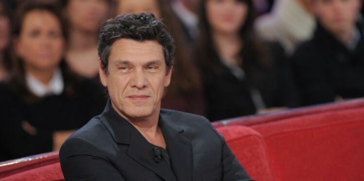 """Marc Lavoine se livre : """"j'aimerais ne pas rater mes enfants"""""""