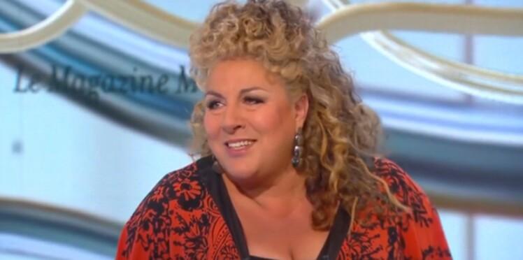 Marianne James prend la défense d'Amir pour l'Eurovision