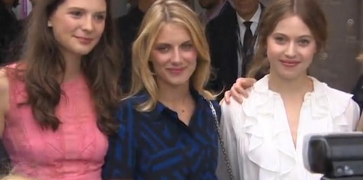 La Croisette s'enflamme pour Robert Pattinson et Mélanie Laurent
