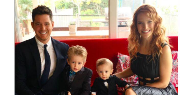 La terrible annonce de Michael Bublé au sujet de Noah, son petit garçon de 3 ans