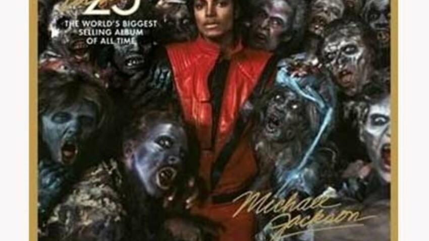 Michael Jackson : « Thriller » réédité