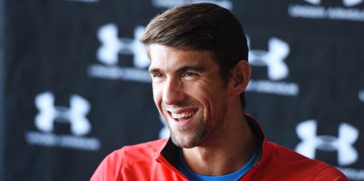 Photos : le nageur Michael Phelps, papa pour la première fois !