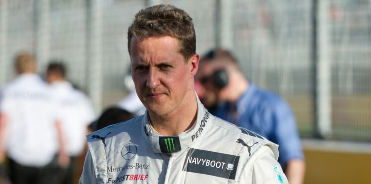 Michael Schumacher : son inquiétante perte de poids