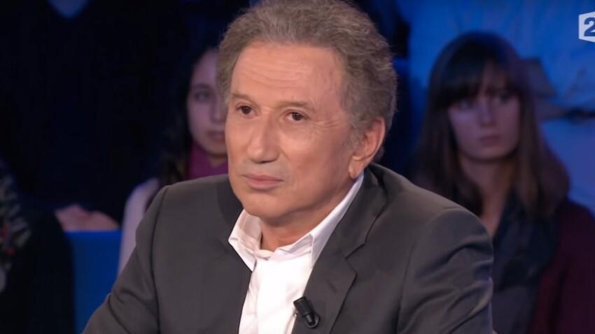 Michel Drucker très remonté contre un journaliste