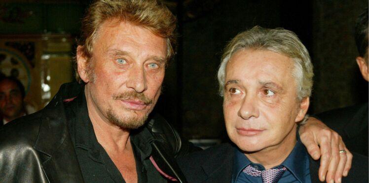 """Michel Sardou : """"Johnny Hallyday est un con"""""""