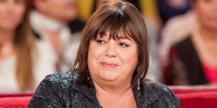 Michèle Bernier sous le charme d'un croque-mort ?