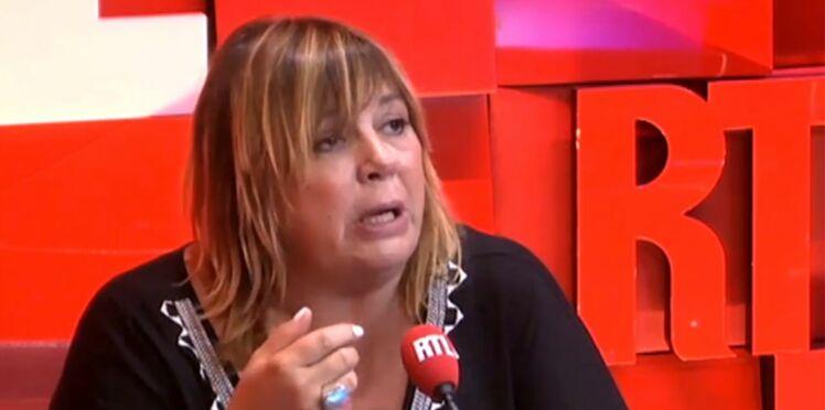Michèle Bernier, vexée de ne pas faire partie des Enfoirés