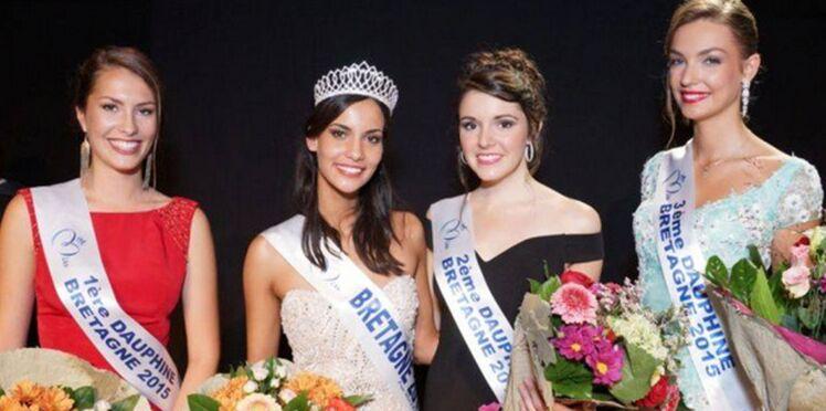 Miss Bretagne destituée à cause d'une photo seins nus
