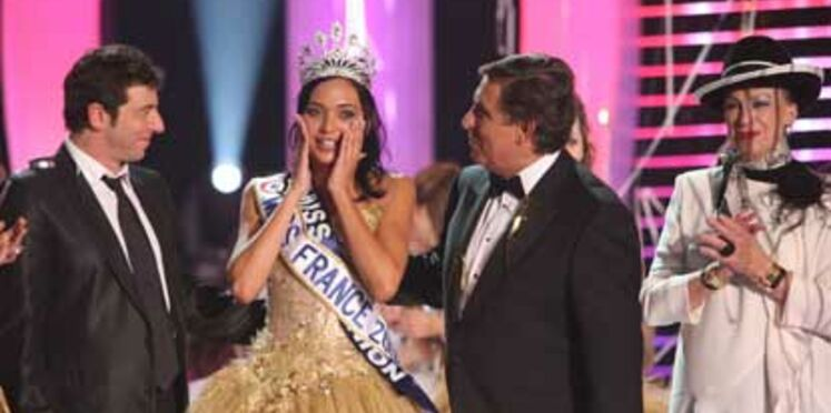 Miss France garde sa couronne !
