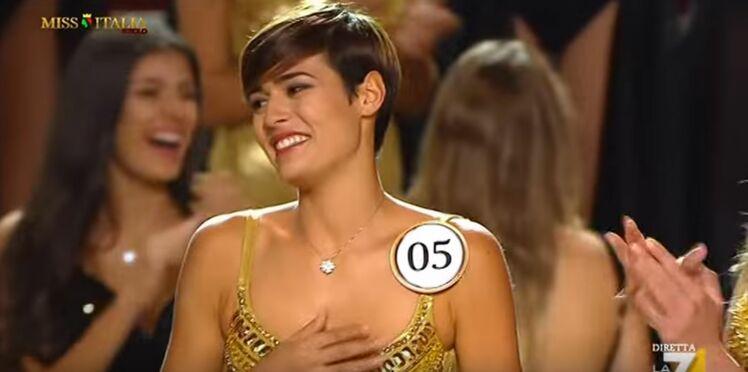 Miss Italy 2015 aurait voulu vivre pendant la Seconde Guerre mondiale