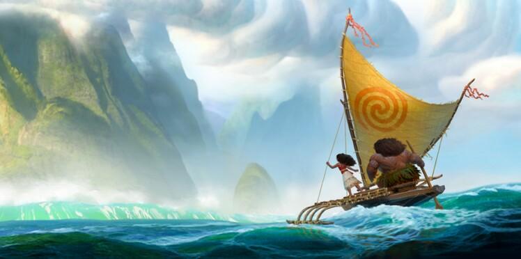 Moana, la nouvelle princesse polynésienne de Disney