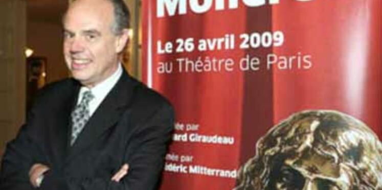 Molières 2009 : Patrick Chesnais meilleur acteur