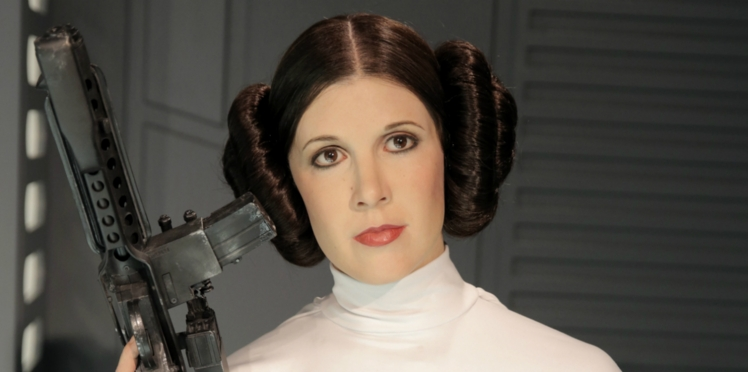 Mort de Carrie Fisher, l'inoubliable princesse Leia de Star Wars
