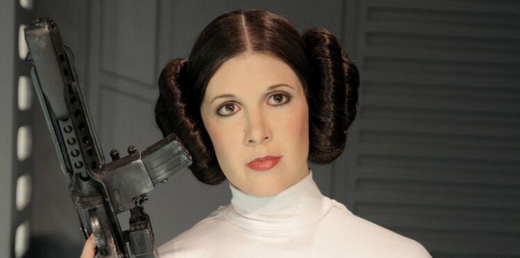 Mort de Carrie Fisher, l'inoubliable princesse Leia de Star Wars