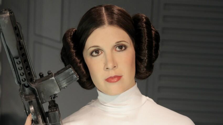 Mort De Carrie Fisher L Inoubliable Princesse Leia De Star Wars Femme Actuelle Le Mag