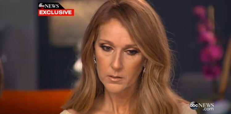 Mort de René : ce que Céline Dion a dit à leurs enfants