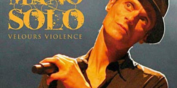 Le chanteur Mano Solo est mort