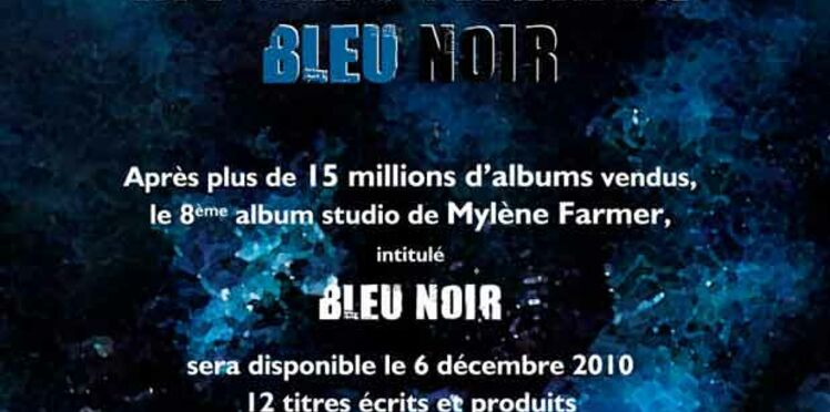 Des nouvelles du dernier album de Mylène Farmer
