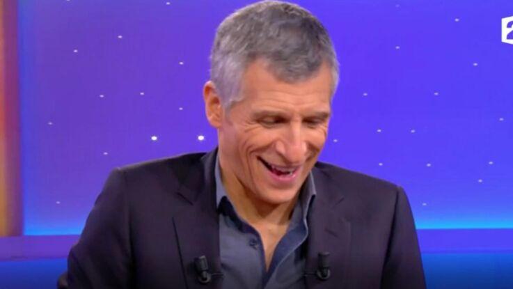 VIDÉO  - Quand Nagui éclate de rire devant l'anecdote d'un candidat