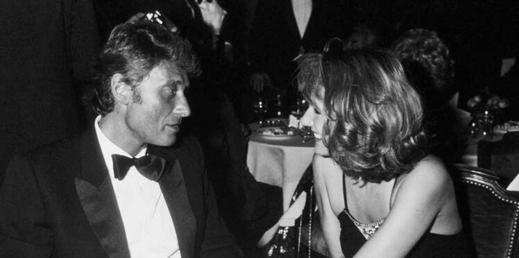 Nathalie Baye craque toujours pour Johnny Hallyday