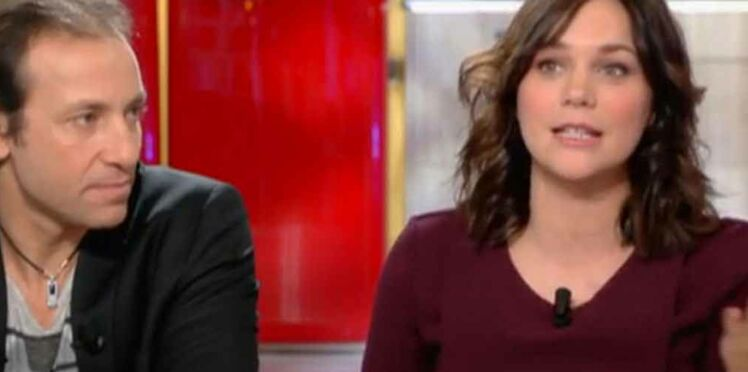 Nathalie Péchalat tacle Philippe Candeloro et ses blagues douteuses