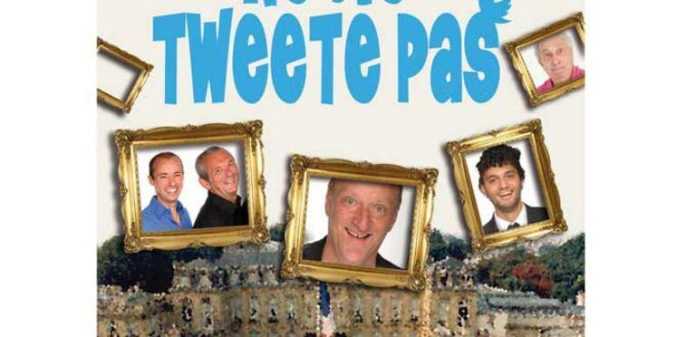 """Ne me tweete pas !"""" : quand Valérie Trierweiler inspire les chansonniers"""