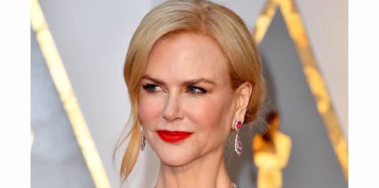 Nicole Kidman moquée pour son étrange manière d'applaudir