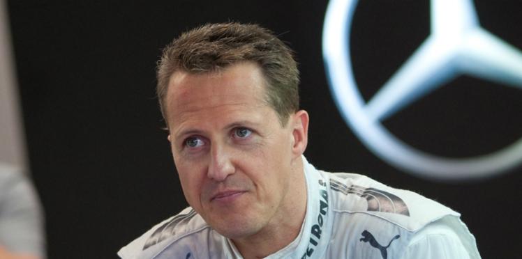 """Enfin des nouvelles """"encourageantes"""" de Michael Schumacher"""