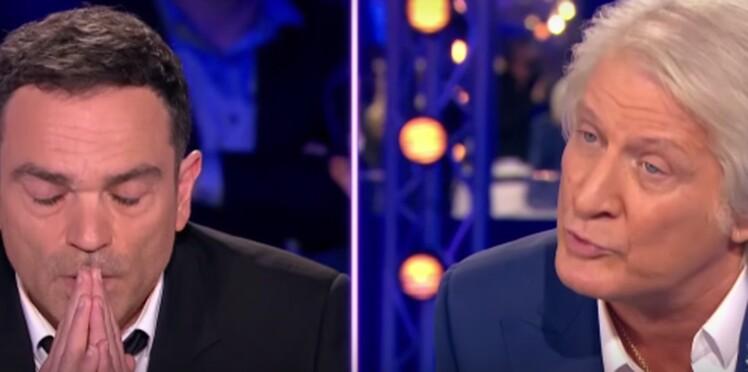Patrick Sébastien dézingué par Laurent Ruquier et Yann Moix dans ONPC