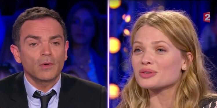 On n'est pas couché : Yann Moix clashé par Mélanie Thierry