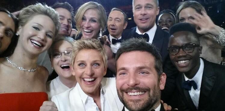 Oscars 2014 : le palmarès, et un record pour le selfie d'Ellen DeGeneres