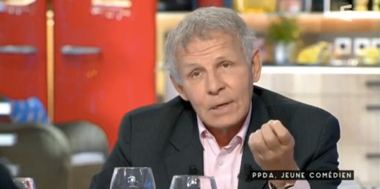 Patrick Poivre d'Arvor viré de TF1 : il accuse Nicolas Sarkozy